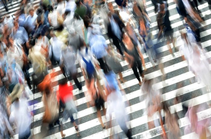Пешеход как участник дорожного движения