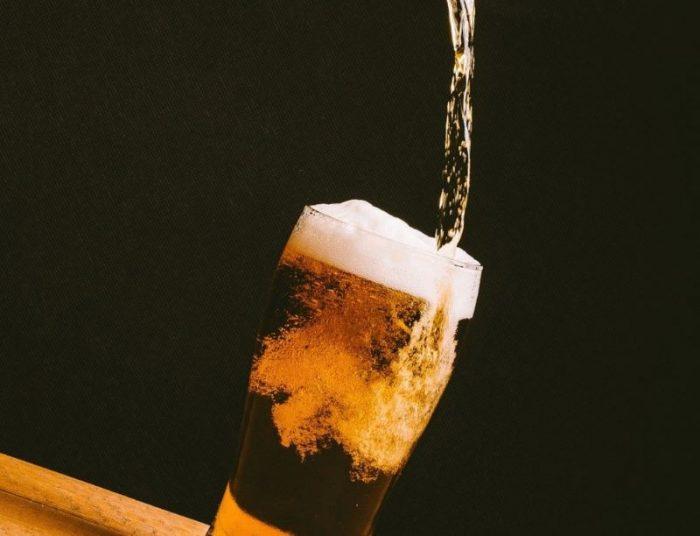 Безалкогольное пиво перед поездкой на авто
